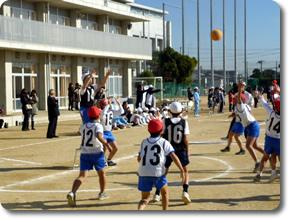 ポートボール大会